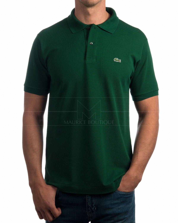 Polos Lacoste - Verde Oscuro Elige tu color Compra con envio gratis a España 4b8996c1dfb04