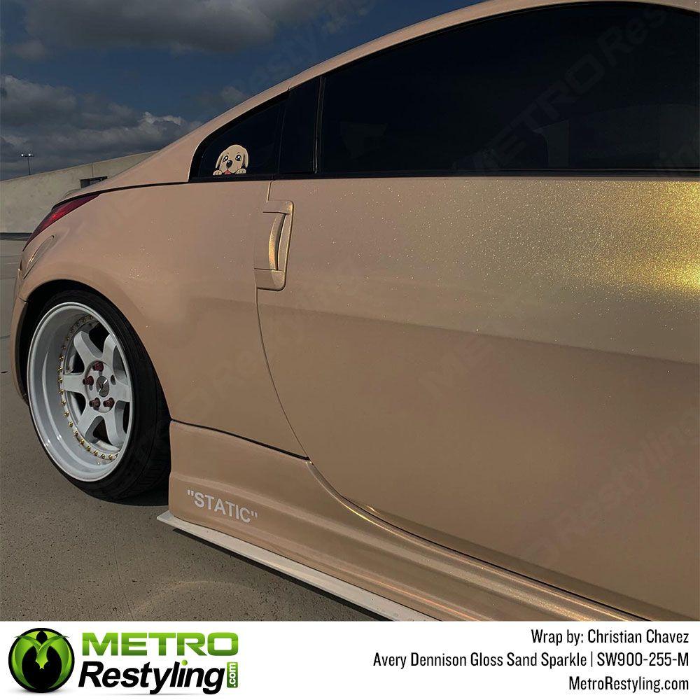 Sand Color Wrap Avery Gloss Sand Sparkle Metro Restyling Vinyl Wrap Car Vinyl For Cars Sand