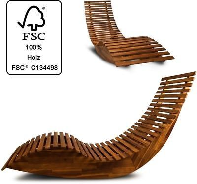 Captivating Ergonomic Sun Lounger Wooden Garden Sauna Deck Chair Day Bed Outdoor  Furniture | Board | Pinterest | Rocking Chairs And Patios