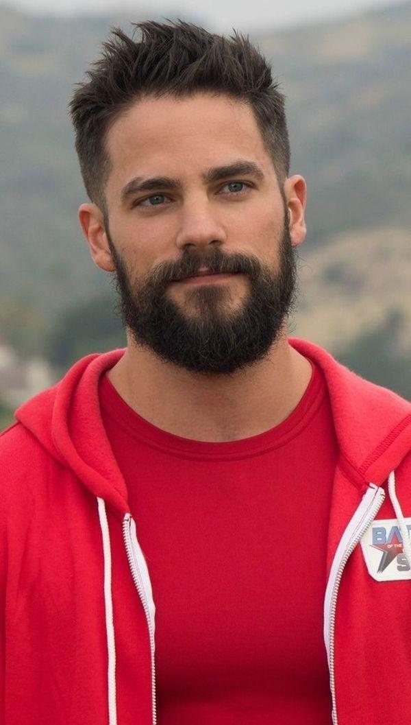 40 Beard Style For Round Face Men Round Face Men Medium Beard
