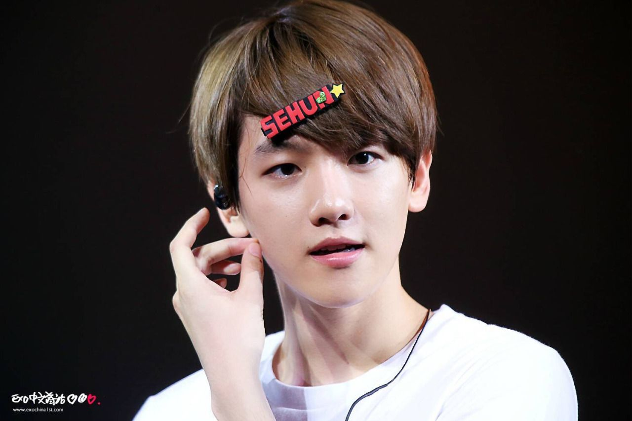 ▲ kim jongin ▲ | dailyexo:   Baekhyun - 150530 Exoplanet #2 - The...
