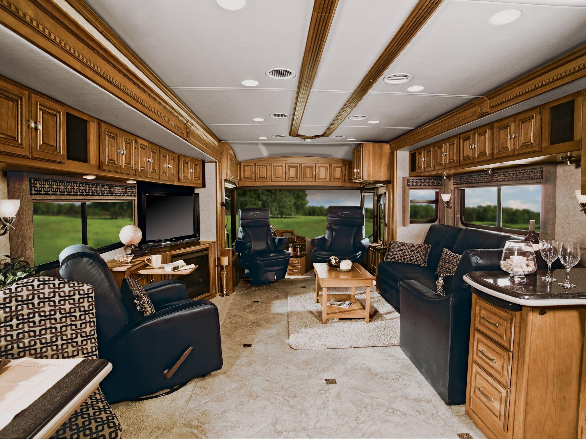 Luxury rv interior - Mercedes Benz Zetros Interior 2011 Itasca Ellipse Motorhome Camper Interior G Wallpaper Background