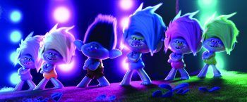 Everything #JamesCorden loved about making the first #Trolls movie is back for #TrollsWorldTour, but now he says there's even more of it!   #Movies #movienews #entertainment #entertainmentnews #celebrities #celebrity #celebritynews #celebrityinterviews