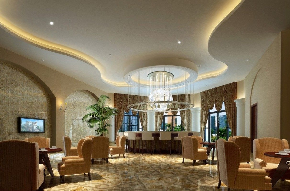 Attractive Ceiling Design Ideas For Homes Magazine Face