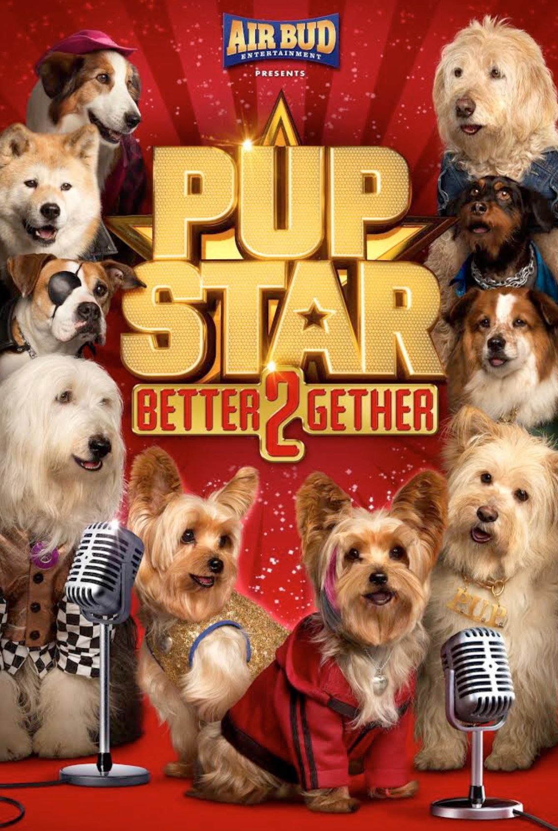 World premiere of 'Pup Star: Better 2gether' Debuts March 23