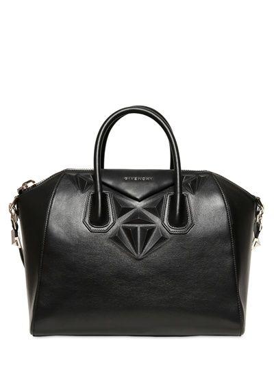 Givenchy Medium Antigona 3d Geometric Figures Bag
