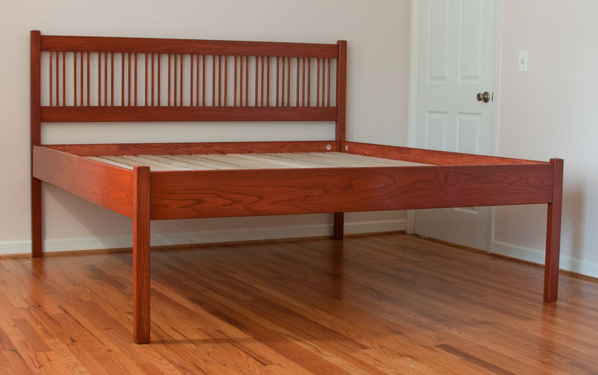 Elevated Platform Bed - Your solution to storage | Home ...