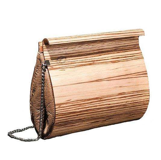 The Wooden Purses By Embawo Are Stylish And Ecologically Responsible Trendhunter
