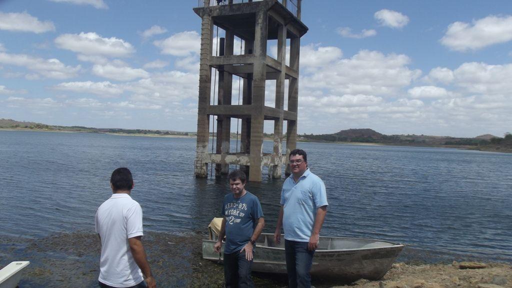 Boqueirão, A Cidade das Águas