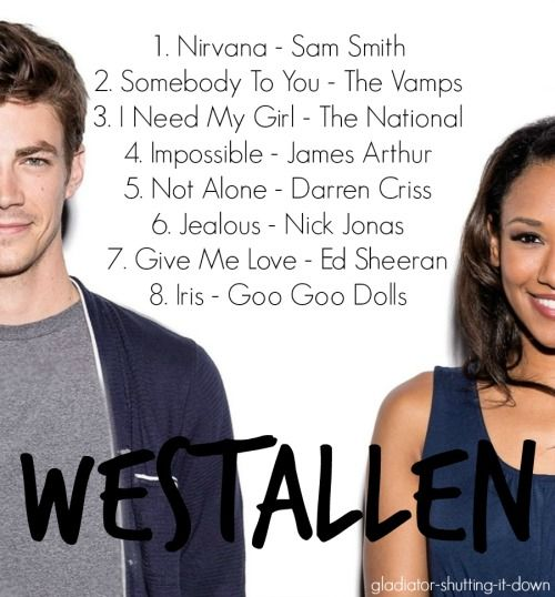 westallen - Google Search. I don't know who put this think together,  but the fact that Darren's on there makes it 1000% better.