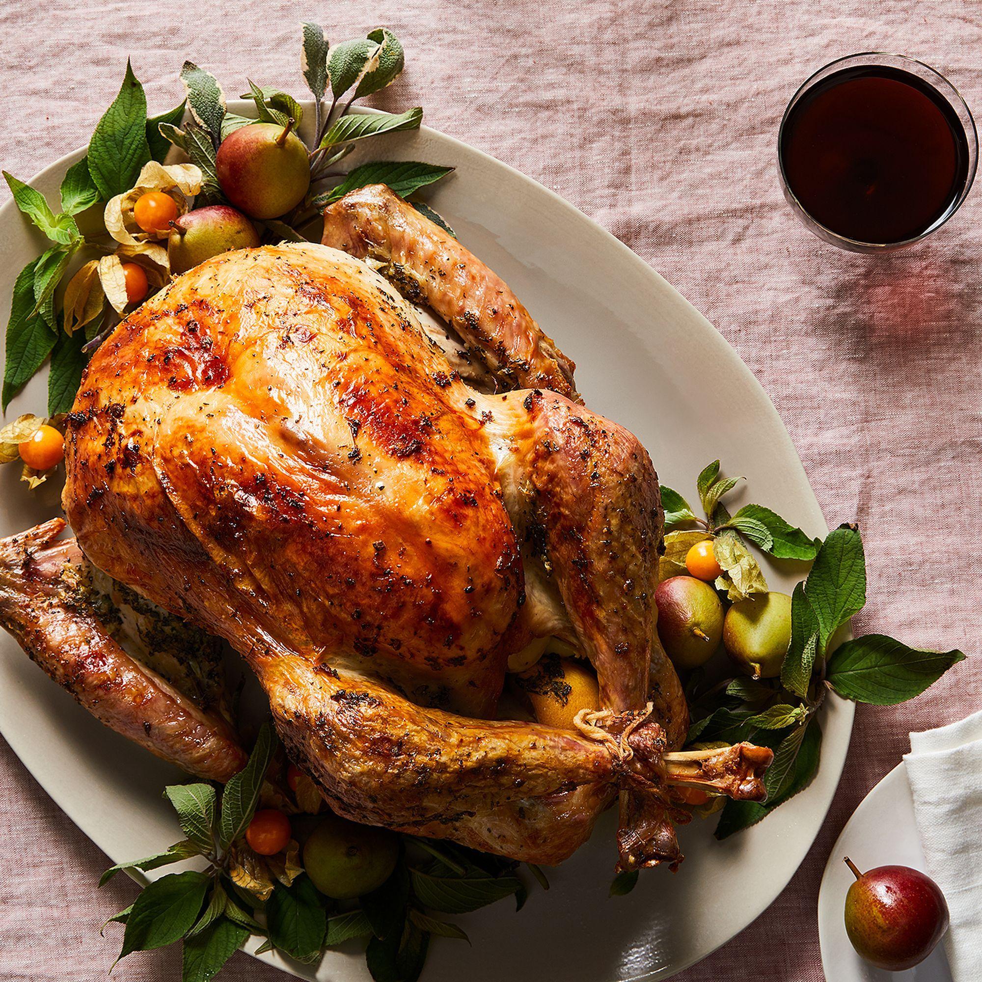 A Foolproof Method for Juicy (NotDry!) Roast Turkey