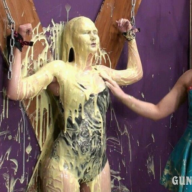 and messy girls Wet