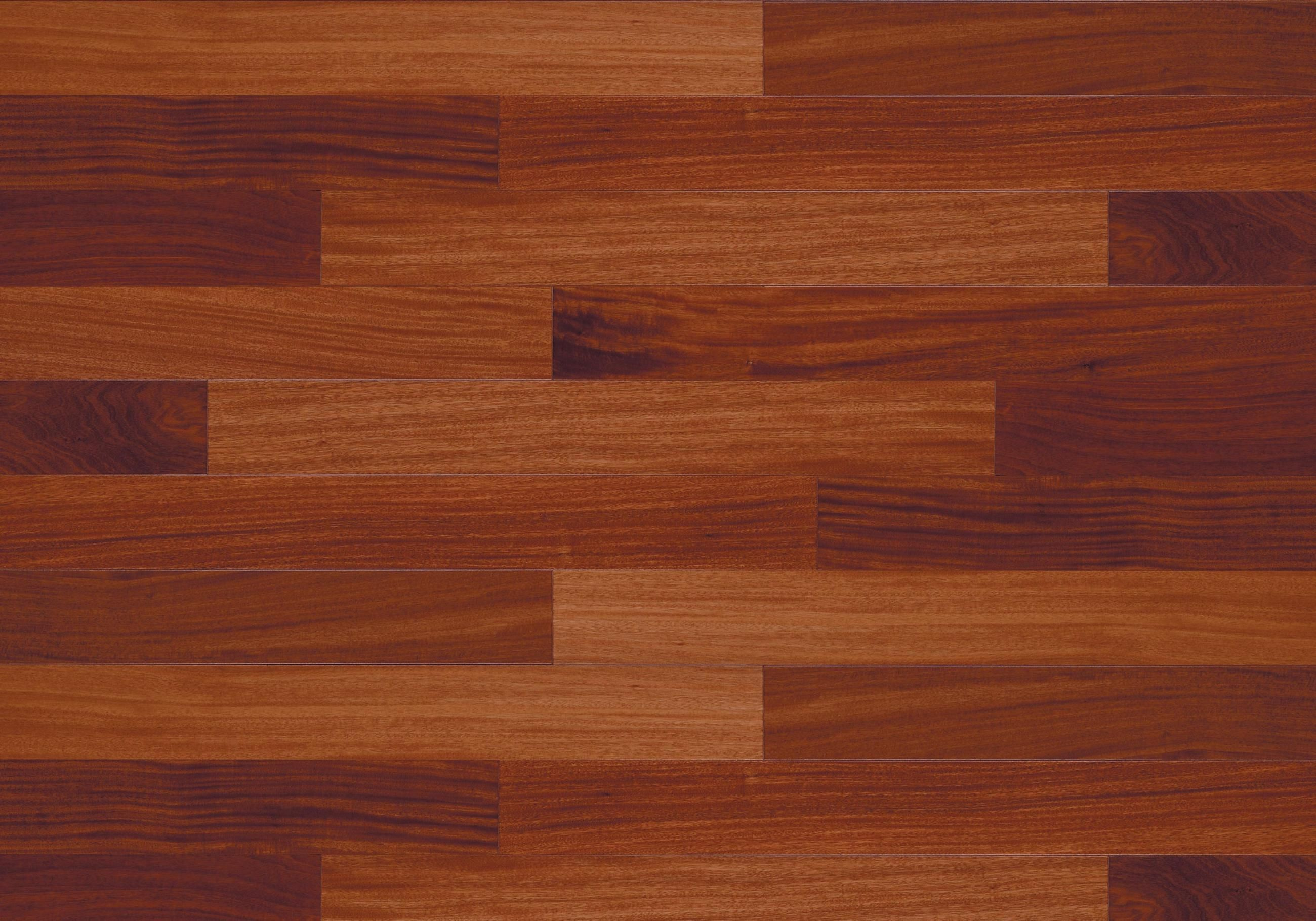 Natural designer santos mahogany international lauzon for Hardwood floors quality