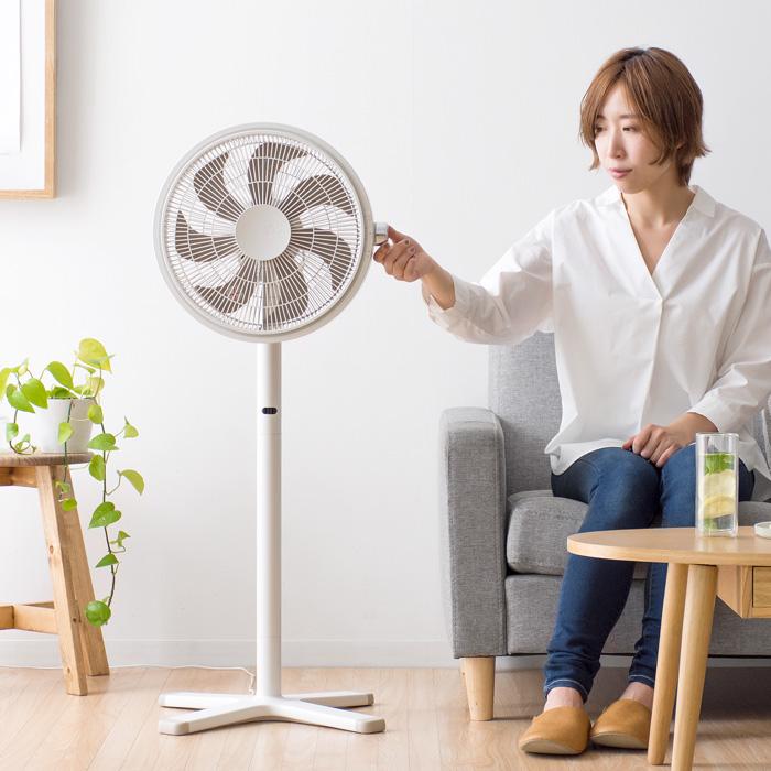 薄型静音扇風機 Kamome Living Fan カモメリビングファン 北欧インテリア 家具の通販エア リゾーム 2020 リビング ファン 扇風機 インテリア 家具