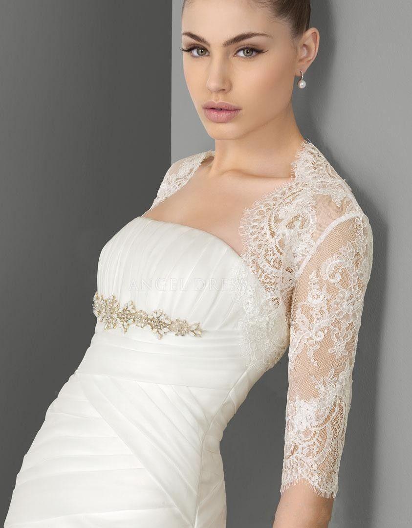 Wedding Wedding Jackets elegant waist length white satin wedding jacketsj 11 2017 bride 1000 images about gown overlays on pinterest jfk maggie jackets for wedding