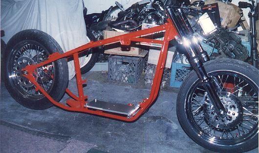 custom bobber motorcycle frames. Fine Frames Bildergebnis Fr Chopper Frame    Custom Bobber  For Motorcycle Frames U
