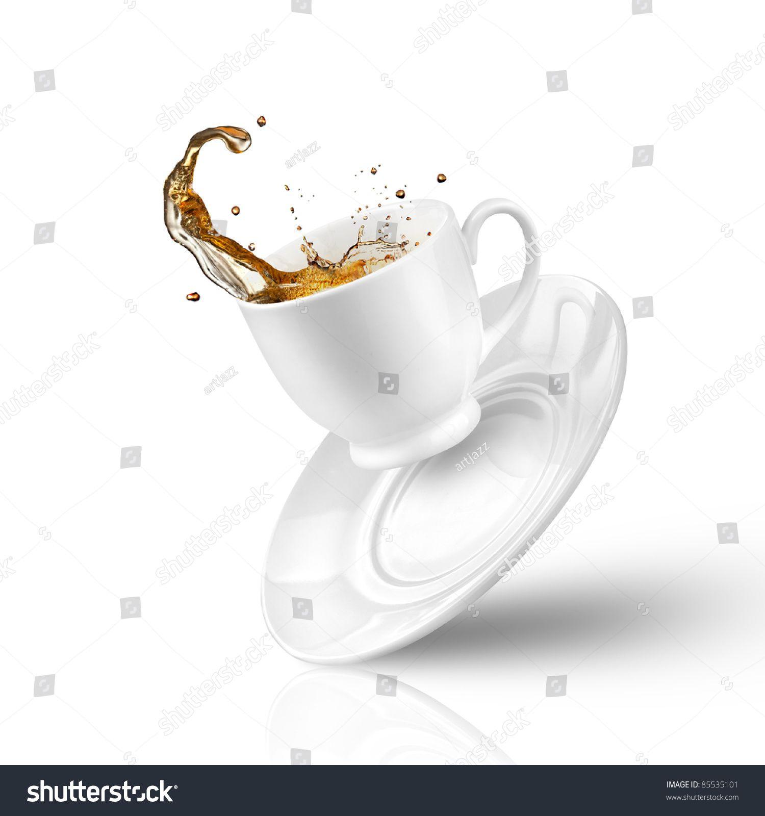 Splash Of Tea In The Falling Cup Isolated On White Ad Ad Falling Tea Splash White In 2020 Tea Cups Tea Cup Hd wallpaper milk splash cookies mug