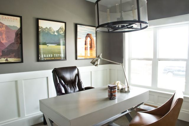 Slate by Restoration Hardware - Favorite Paint Color Interiors