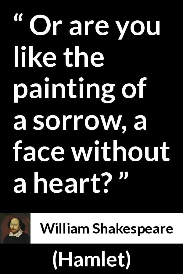 William Shakespeare About Emptiness Hamlet 1623 With Images