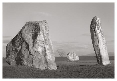 The Cove,Avebury stone circle.Wiltshire. 1997