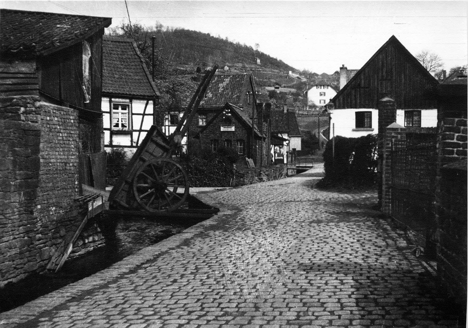 Herdecke, Westfalen, 20er Jahre Historische bilder
