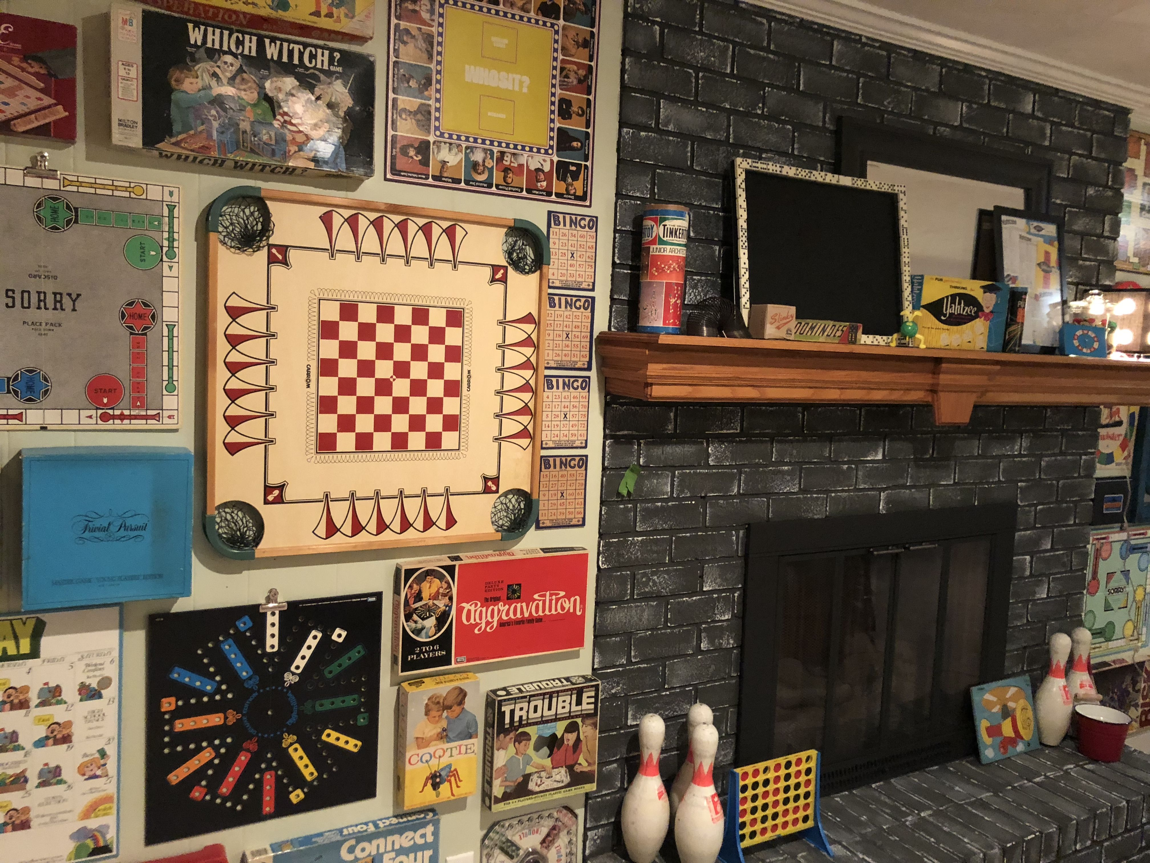 Game Room Gaming Decor Game Room Games