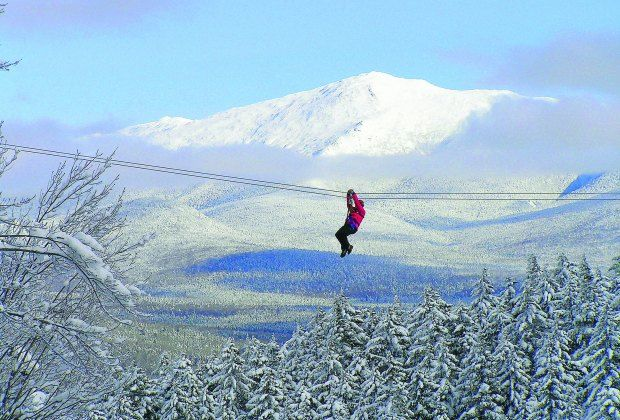 Why Bretton Woods in the White Mountains is My Top Pick