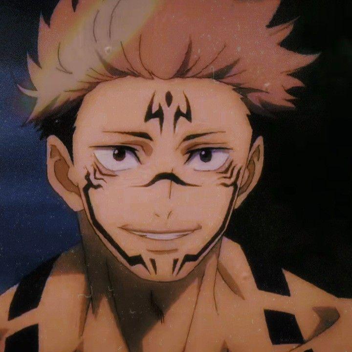Jujutsu Kaisen Yuji Itadori Icon Aesthetic Anime Otaku Anime Anime Japan