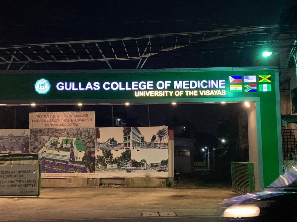 UV gullas college of medicine (medical education /mbbs in