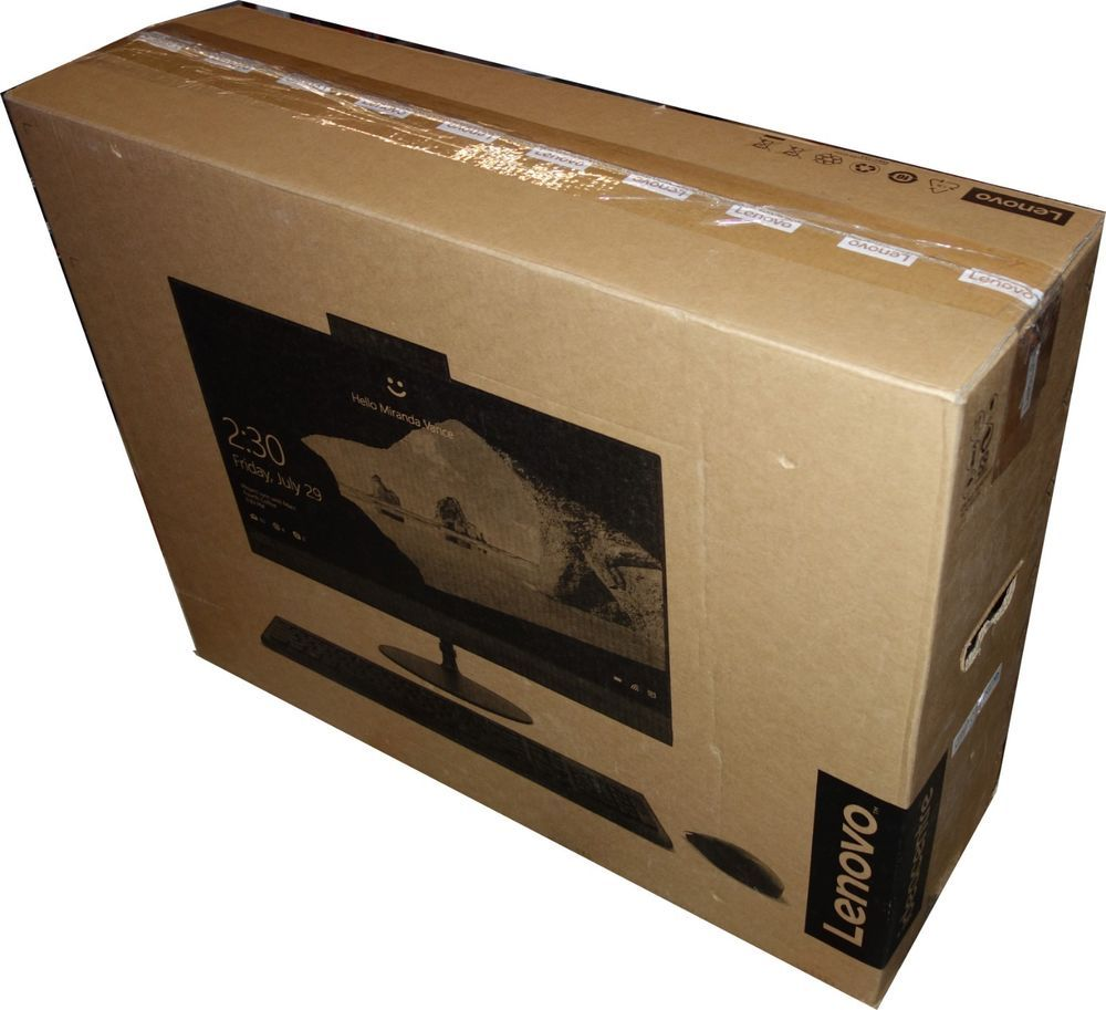 Ebay Sponsored Lenovo Ideacentre 520 274k Touch I7 8700t 8gb 1tb 16gb Optane Aio Desktop New Lenovo Ebay 8gb