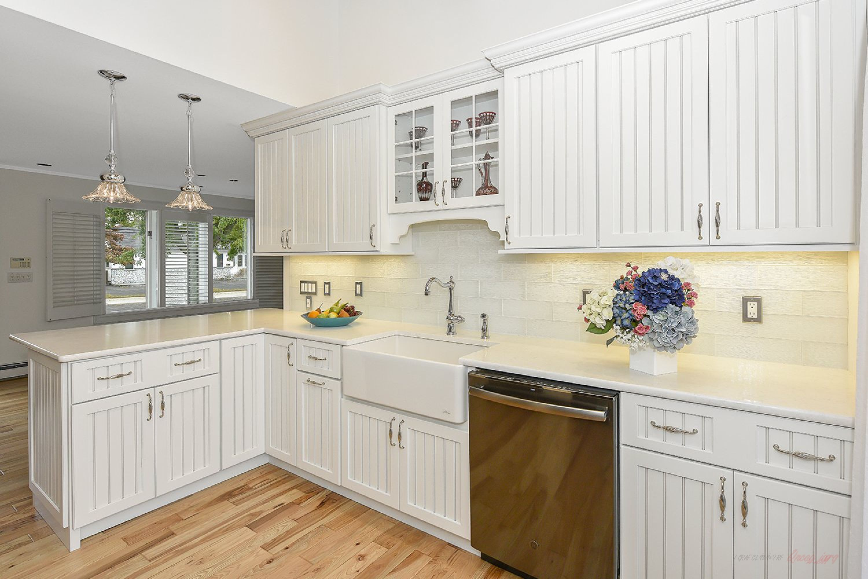 Embellished In Bay Shore White Starmark Kitchen By Consumers Kitchen And Bath Kitchen Gallery Kitchen