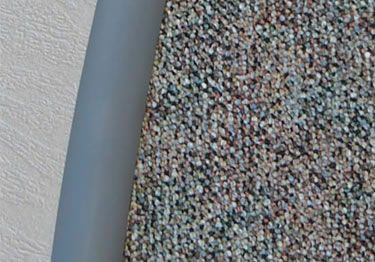 Johnsonite Vinyl Slim Line Transitions Flooring Vinyl Carpet