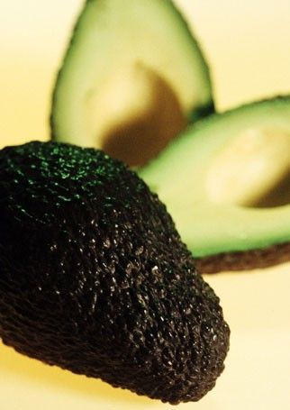 AVOCADO  Packed with antioxidants, not to mention potassium, vitamins and good fats