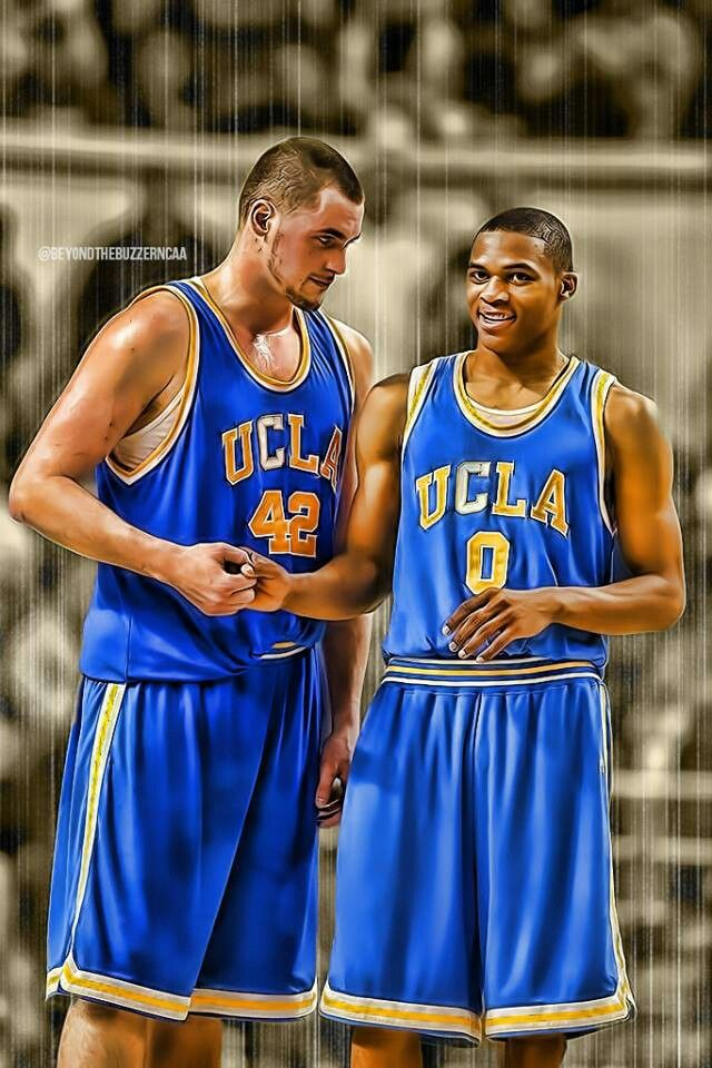 Kevin Love and Russell Westbrook at UCLA | ᏰᎯᏕᏦᎬᎿᏰᎯᏝᏝ ... Russell Westbrook College