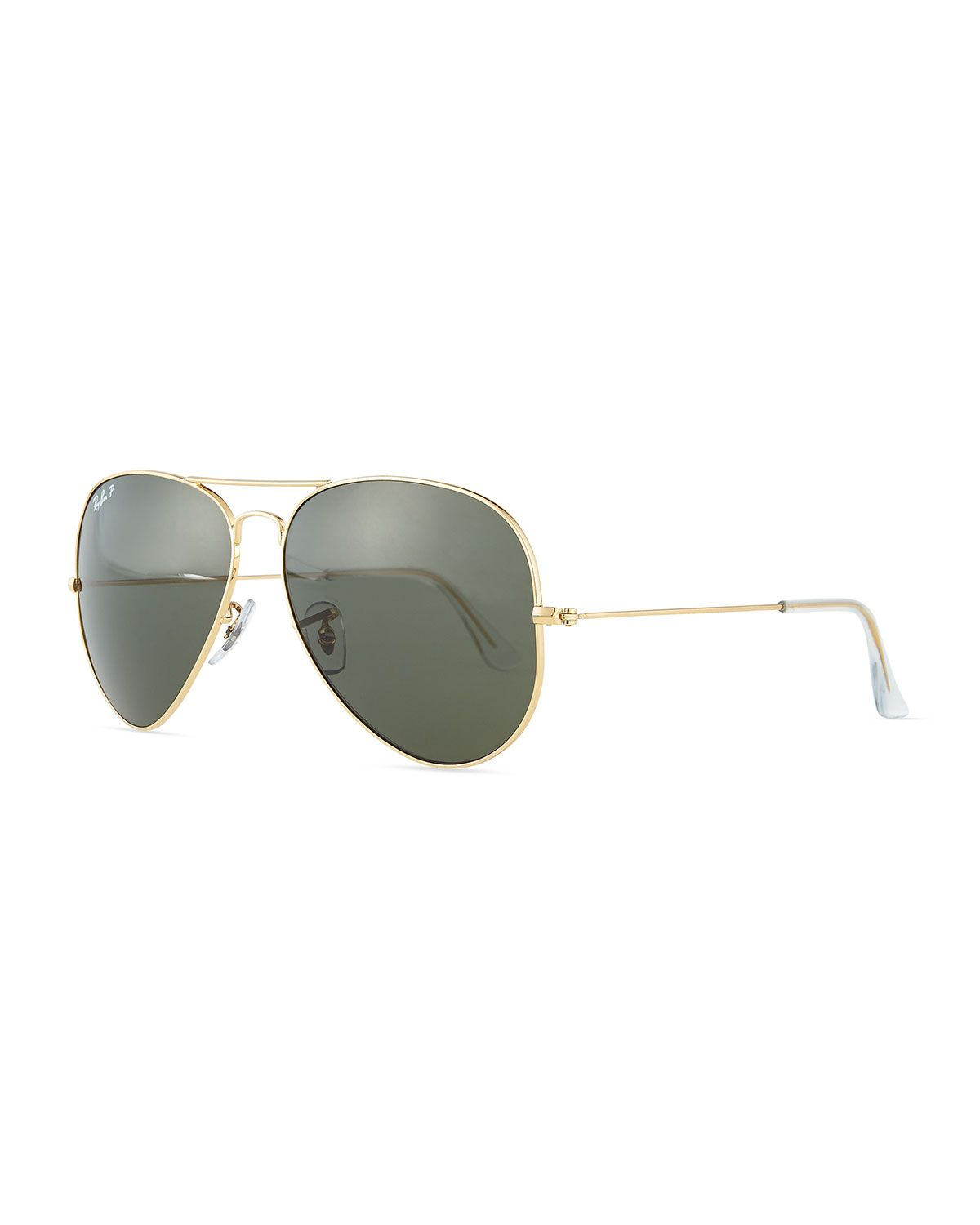29dc5da87d Imágenes de Ray Ban Original Aviator Polarized Sunglasses Gold ...