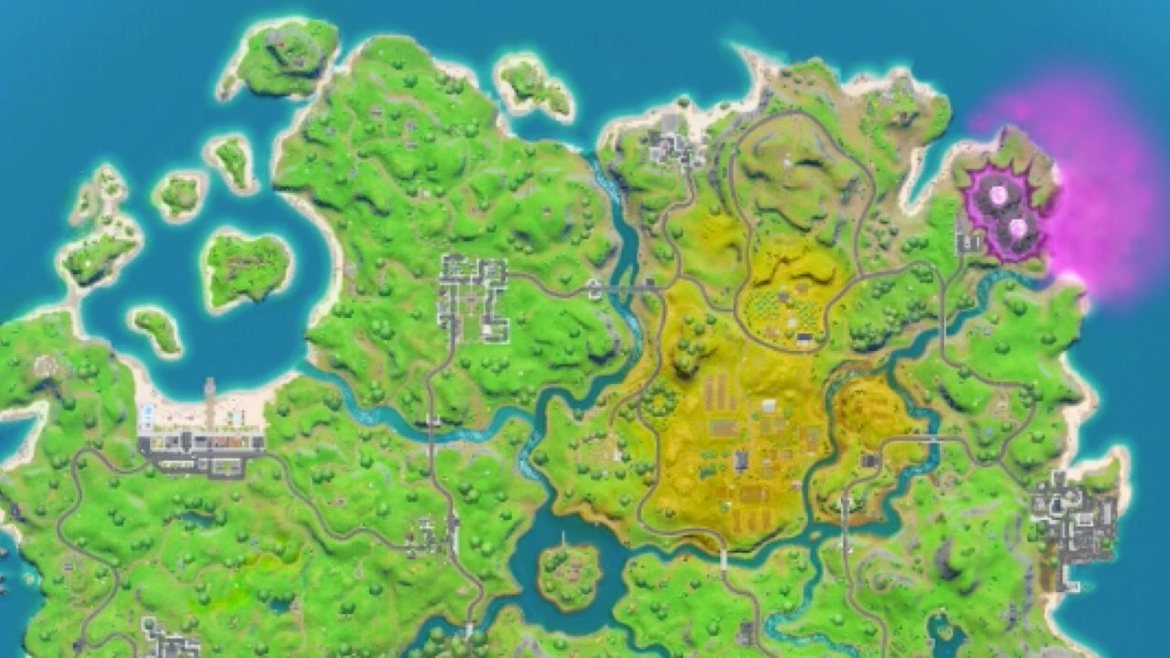 Artist Who Faked Fortnite Season 2 Map Leaks Explains Why They Did