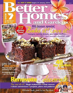 Better Homes Gardens March Magazines Magsmoveme Http - Better homes and gardens brownie recipe