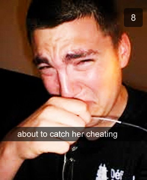 How to catch someone cheating on snapchat