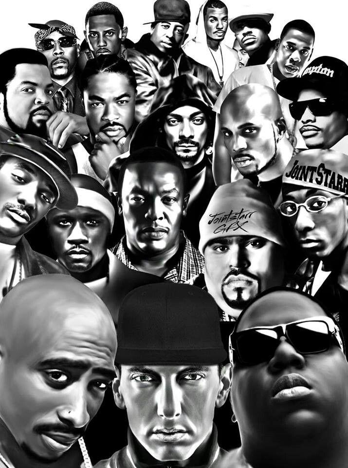 HRH Blogs Pics. Rap Legends | Music | Pinterest | Hip hop ...