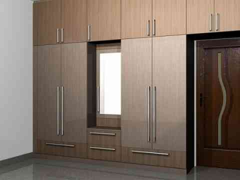 . Traditional Fixed Closet Design Idea   bed rooms in 2019   Modular