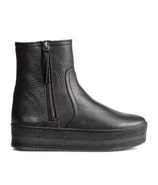 varmfodrade chelsea boots