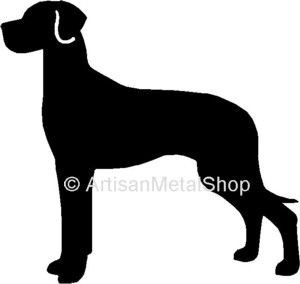 Great Dane Silhouette Welcome To Searchpp Com Animal