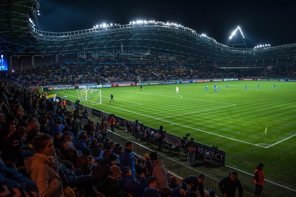 Laliga Barcelona Vs Girona En Vivo Ver En Línea Reddit Gratis Soccer Field Sports Topics