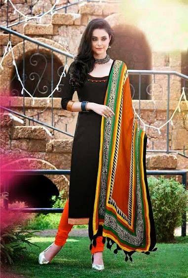 Latest Bhagalpuri Silk Suits | Buy Online Salwars | Elegant ...