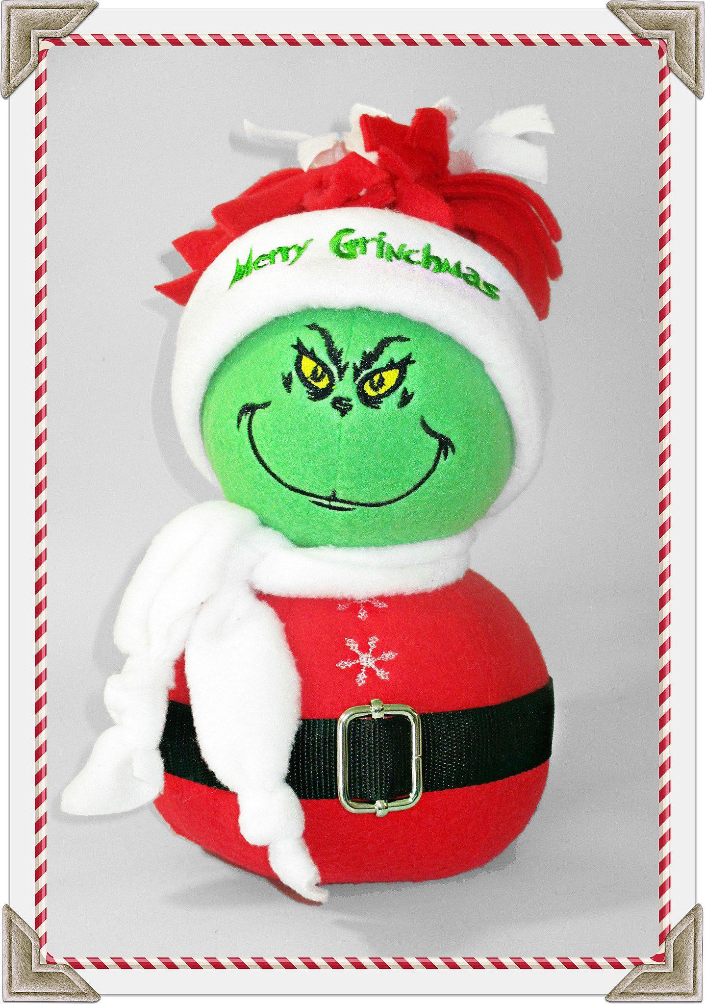 Grinch Santa Snowman Grinch santa, Grinch, Christmas