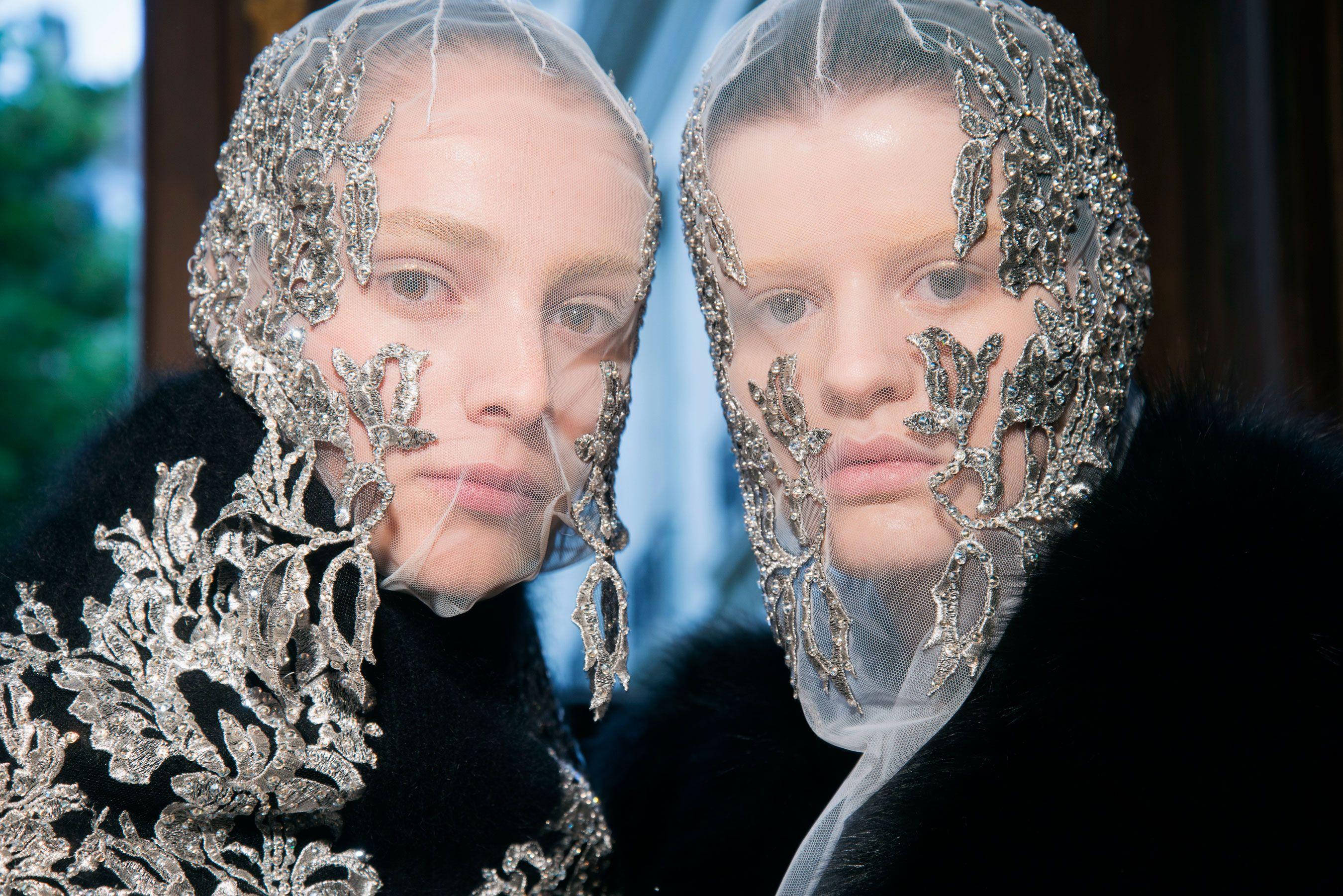 Francesco Scognamiglio   Couture Fall 2016 Backstage – The Impression