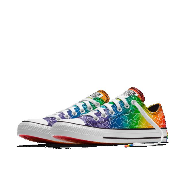 39f88e99b9576d Converse Custom Chuck Taylor Pride All Star Low Top Shoe