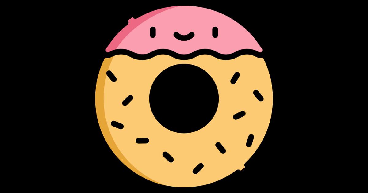 Donut Free Vector Icons Designed By Freepik Vector Free Vector Icon Design Icon Design