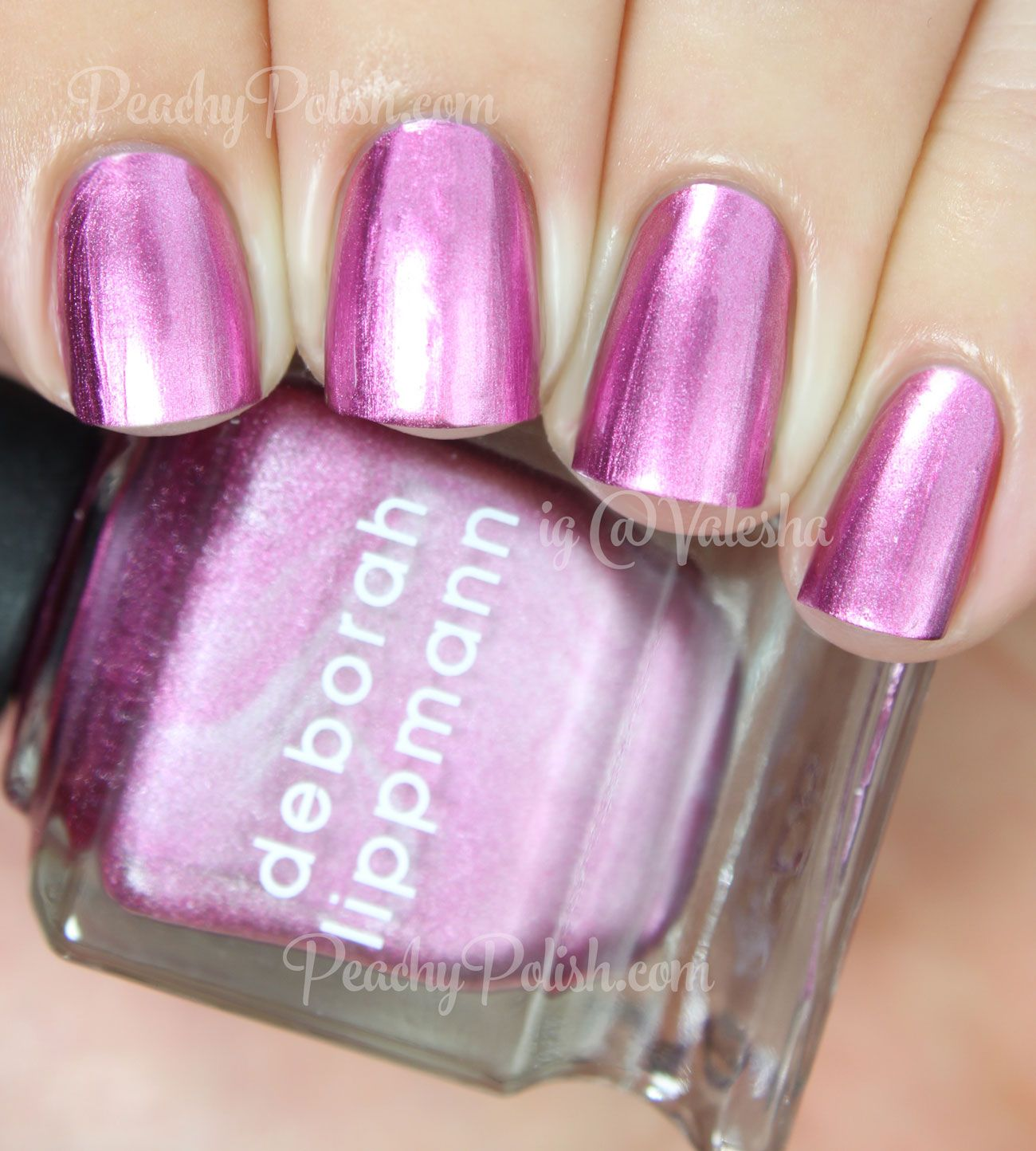 Deborah Lippmann 12th Street Rag | Fall 2014 New York Marquee ...