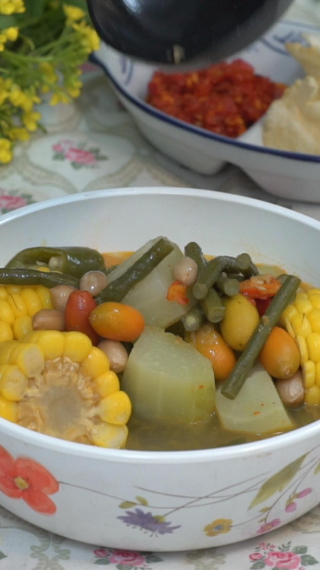 Sayur Asem Resep Foods Di 2019 Resep Masakan Simpel Dan